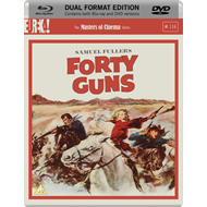 Forty Guns (UK-import) (Blu-ray + DVD)