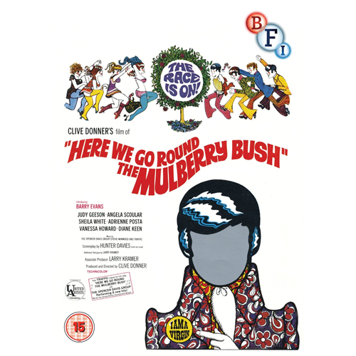 Here We Go Round The Mulberry Bush (UK-import) (DVD)