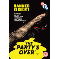 The Party's Over (UK-import) (DVD)
