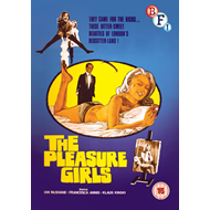 The Pleasure Girls (UK-import) (DVD)