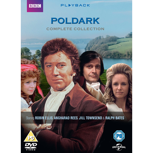 Poldark - Complete Collection (UK-import) (DVD)