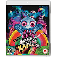 The Happiness Of The Katakuris (UK-import) (Blu-ray + DVD)