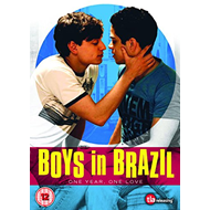 Boys In Brazil (UK-import) (DVD)