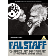 Falstaff: Chimes At Midnight - 50th Anniversay Restored Edition (UK-import) (DVD)