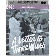 A Letter To Three Wives (UK-import) (Blu-ray + DVD)