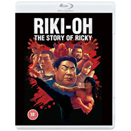 Riki-Oh - Story Of Ricky (UK-import) (Blu-ray + DVD)