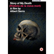 Story Of My Death (UK-import) (DVD)