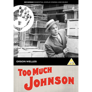 Too Much Johnson (UK-import) (DVD)