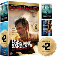 The Constant Gardener / Flugten / My Blueberry Nights (DVD)