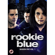 Rookie Blue - Sesong 5 - Del 1 (UK-import) (DVD)