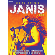 Janis - The Way She Was (UK-import) (DVD)