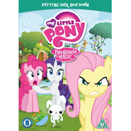 My Little Pony - Putting Your Hoof Down (UK-import) (DVD)