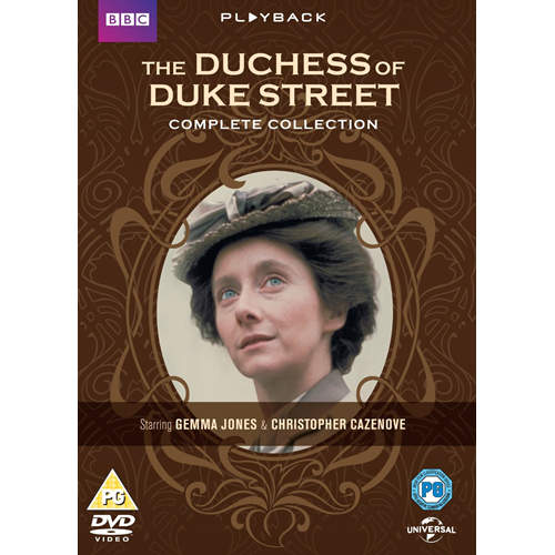 The Duchess Of Duke Street - Complete Collection (UK-import) (DVD)