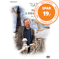 Produktbilde for Bill Bryson - Notes From A Small Island: The Complete Series (UK-import) (DVD)