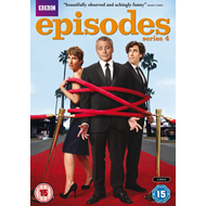 Episodes - Sesong 4 (UK-import) (DVD)