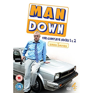 Man Down - Sesong 1 & 2 (UK-import) (DVD)