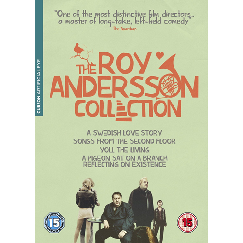The Roy Andersson Collection (UK-import) (DVD)