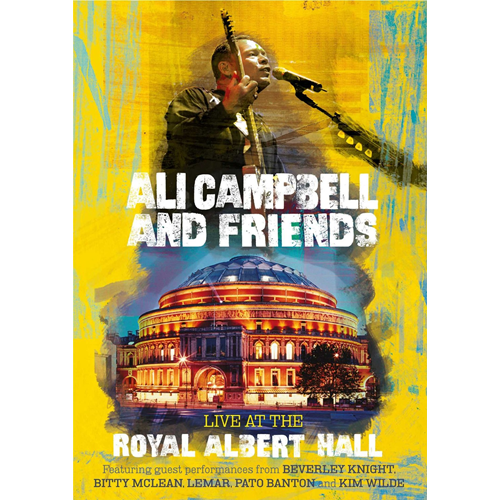 Ali Campbell - Live At The Albert Hall (DVD)