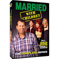 Married With Children - The Complete Series (DVD - SONE 1)