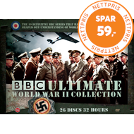 Produktbilde for BBC Ultimate World War II Collection (DVD)