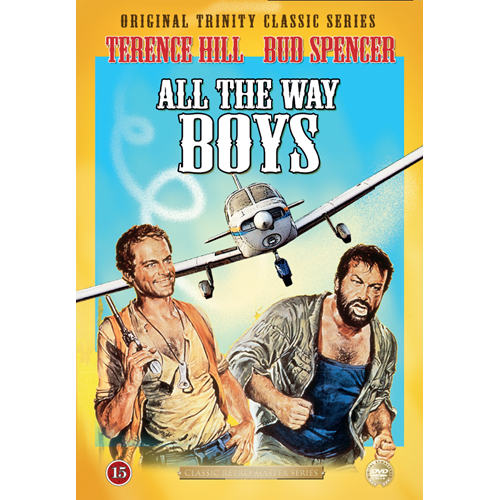 All The Way, Boys (DVD)