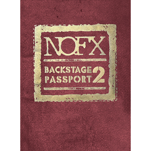 NOFX - Backstage Passport 2 (DVD)