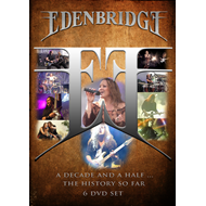Edenbridge - A Decade And A Half: The Story So Far (6DVD)