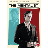 The Mentalist - Sesong 7 (UK-import) (DVD)