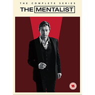 The Mentalist - Komplett (UK-import) (DVD)