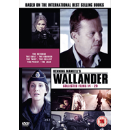 Wallander - Collected Films 14 - 20 (UK-import) (DVD)