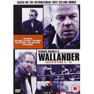 Wallander - Collected Films 21 - 26 (UK-import) (DVD)