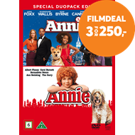 Produktbilde for Annie (1982) / Annie (2014) (DVD)