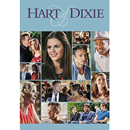 Hart Of Dixie - Sesong 3 (UK-import) (DVD)