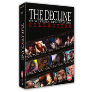 The Decline Of Western Civilisation Collection (UK-import) (DVD)