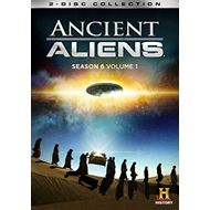 Ancient Aliens - Sesong 6 Del 1 (DVD - SONE 1)