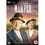Agatha Christie's Marple - The Complete Series 1-6 (UK-import) (DVD)