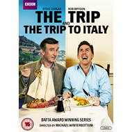 The Trip & The Trip To Italy (UK-import) (DVD)