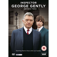 Inspector George Gently - Sesong 2 (UK-import) (DVD)