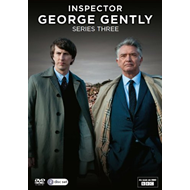 Inspector George Gently - Sesong 3 (UK-import) (DVD)
