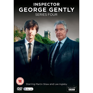 Inspector George Gently - Sesong 4 (UK-import) (DVD)