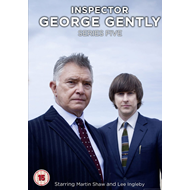 Inspector George Gently - Sesong 5 (UK-import) (DVD)