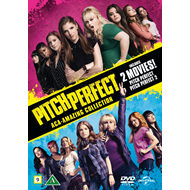 Pitch Perfect 1 & 2 (DVD)