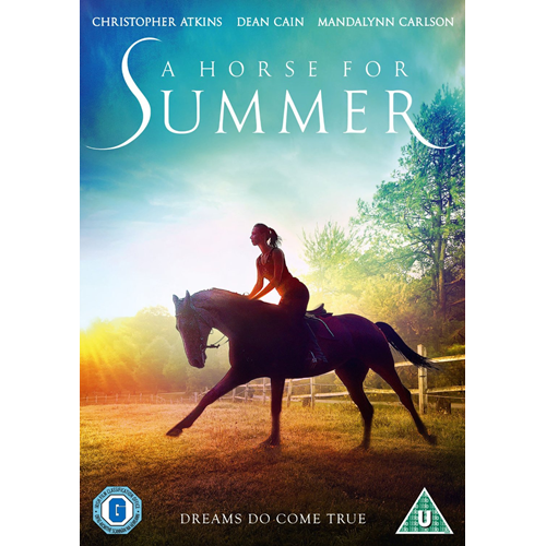 A Horse for Summer (UK-import) (DVD)