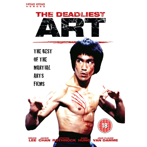 The Deadliest Art: The Best Of Martial Arts Films (UK-import) (DVD)