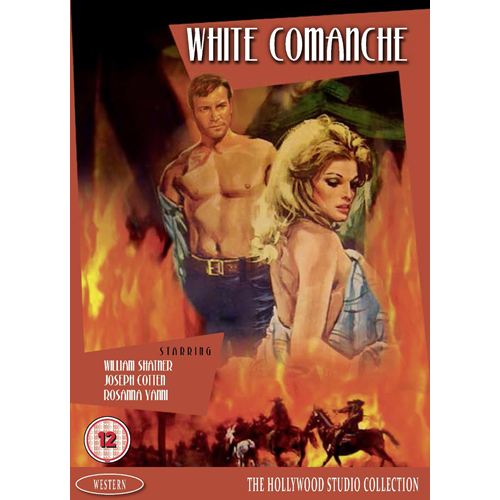 White Comanche (UK-import) (DVD)