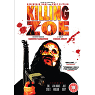 Killing Zoe (UK-import) (DVD)