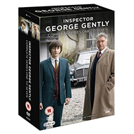 George Gently - The Complete Series (UK-import) (DVD)