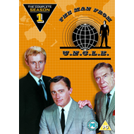 The Man From U.N.C.L.E - Sesong 1 (UK-import) (DVD)