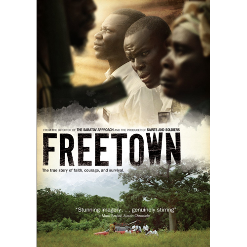 Freetown (DVD - SONE 1)