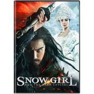 Snow Girl & the Dark Crystal (DVD - SONE 1)